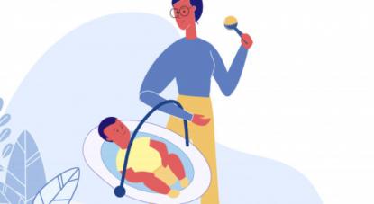 Zwangerschapsverlof Klaudia Sentker